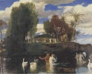The Island of Life — Арнольд Бёклин