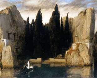 The Isle of the Dead — Арнольд Бёклин
