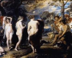 The Judgment of Paris — Питер Пауль Рубенс