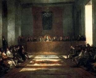 The Junta of the Philippines — Франсиско де Гойя