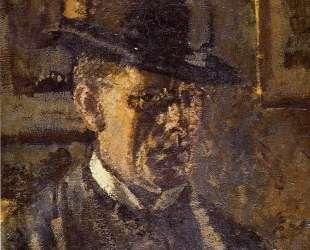 The Juvenile Lead (Self Portrait) — Уолтер Сикерт