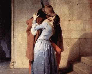 The Kiss — Франческо Хайес