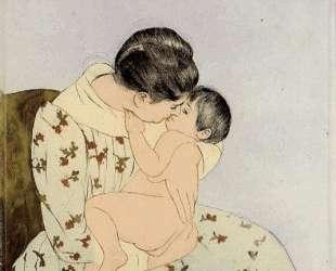 Поцелуй — Мэри Кассат