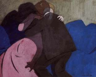 The Kiss — Феликс Валлотон