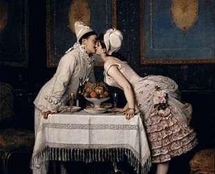 The Kiss — Эрнст Людвиг Кирхнер