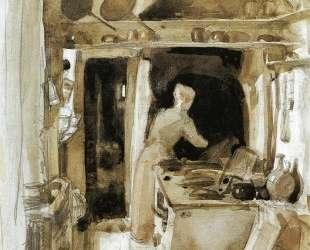 The Kitchen — Джеймс Эббот Макнил Уистлер