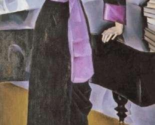Дама у рояля — Натан Альтман