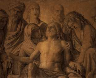 Плач над телом Христа — Джованни Беллини