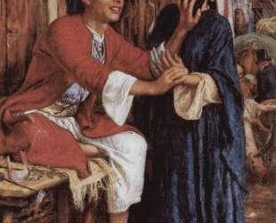 The Lantern Maker's Courtship — Уильям Холман Хант