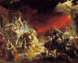 Последний день Помпеи — Карл Брюллов
