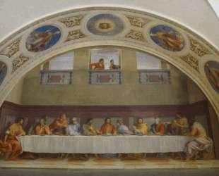 The Last Supper — Андреа дель Сарто