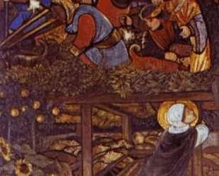 Легенда о Святом Фридесвайде — Эдвард Бёрн-Джонс