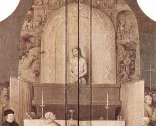 Легенда о мессе святого Григория — Иероним Босх