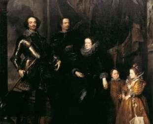 Семья Ломмелини — Антонис ван Дейк