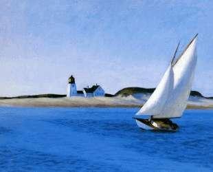 The Long Leg — Эдвард Хоппер