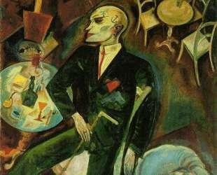 The lovesick man — Георг Гросс