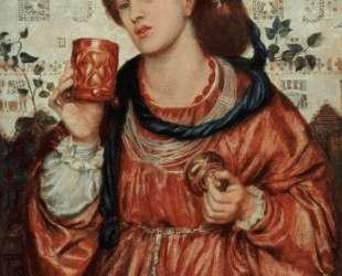The loving cup — Данте Габриэль Россетти