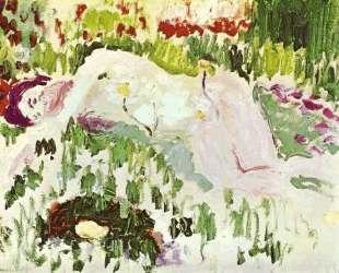 The Lying Nude — Анри Матисс