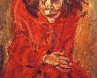 The Mad Woman — Хаим Сутин