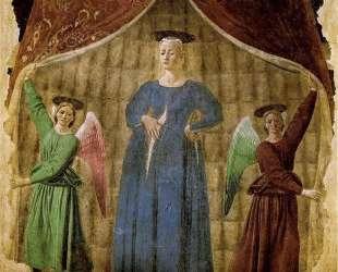 Мадонна дель Парто — Пьеро делла Франческа