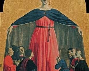 Мадонна Милосердия — Пьеро делла Франческа