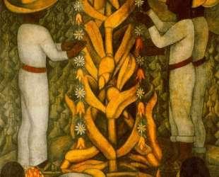 The Maize Festival — Диего Ривера