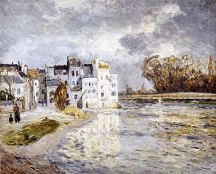 The Marne at Lagny — Максим Мофра