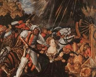 Мученичество Св. Катерины — Лукас Кранах Старший