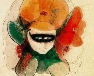 The Masked Anemone — Одилон Редон
