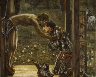 Милостивый рыцарь — Эдвард Бёрн-Джонс