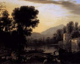 The Mill — Клод Лоррен