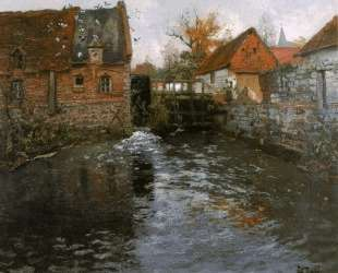 The Mill Pond — Фриц Таулов