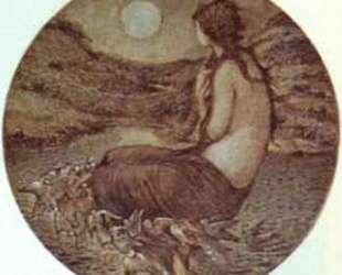 Зеркало Венеры — Эдвард Бёрн-Джонс