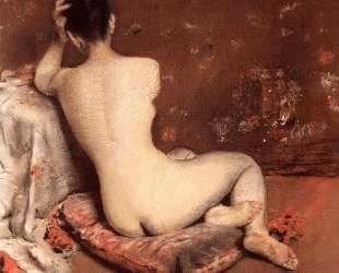The Model — Уильям Меррит Чейз