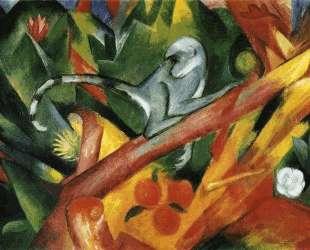 The Monkey — Франц Марк