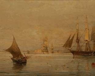 The morning catch — Константинос Воланакис