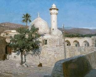 Мечеть в Дженине — Василий Поленов