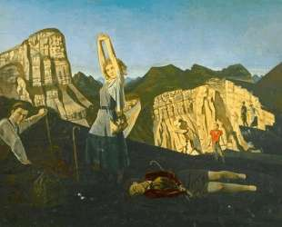 The mountain — Бальтюс