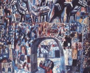 Нарвские ворота — Павел Филонов