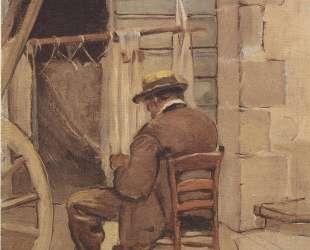 The netmender — Фердинанд Ходлер