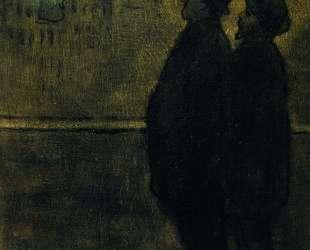 Ночные путники — Оноре Домье