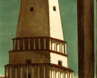 Ностальгия по бесконечному — Джорджо де Кирико