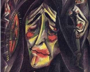 The Nun — Отто Дикс