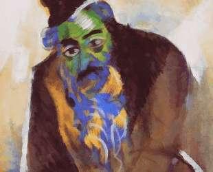 Старый еврей — Марк Шагал