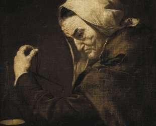 The Old Usurer — Хосе де Рибера