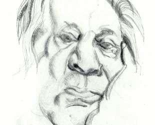 Отец художника — Люсьен Фрейд