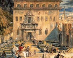 The Palace Escoriaza-Esquivel — Карлос Саенс де Техада