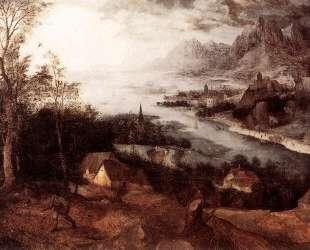 Притча о сеятеле — Питер Брейгель Старший