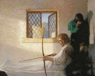 The Passing of Robin Hood — Ньюэлл Конверс Уайет