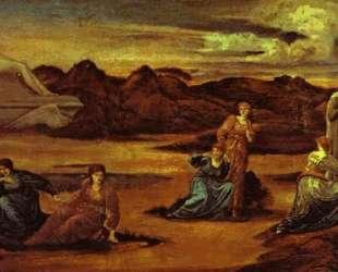 Прохождение Венеры — Эдвард Бёрн-Джонс